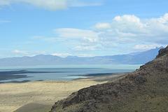 Argentina, Viedma Lake