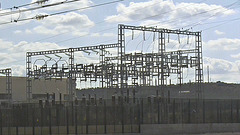 Substation in Spain