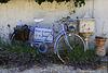 Vélo-pub. (Propiac les Bains ) .