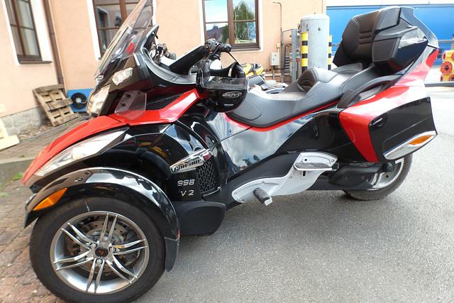 Spyder/Roadster Treffen in der Sächsischen Schweiz
