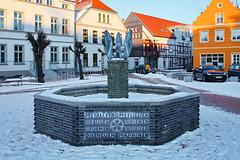 Barth, Marktbrunnen (1)