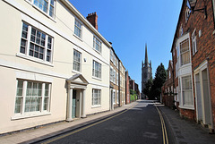 Westgate, Louth, Lincolnshire