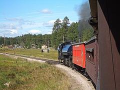 1880 Train Black Hill Central Railroad