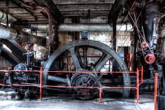 """Louise III"". Europas älteste Brikettfabrik. Briquette Factory Louise. Domsdorf. 201503... ♫ ♪ ♪ ♫"