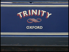 Trinity narrowboat