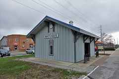 Whithouse Ohio, Old Train station