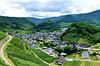 DE - Mayschoß - View from the vineyards