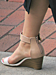 wedge heels by nine west