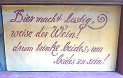 Inschrift - enskribaĵo