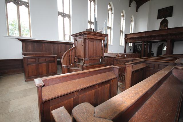 St John the Baptist's Church, Kings Norton, Leicestershire
