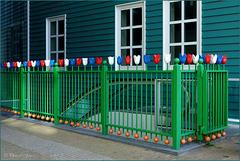 Dutch Design Fence... ;)