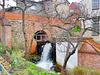 Sternberg, die Erbkornmühle im Frühling