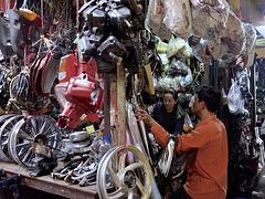 Marché russe de Phnom-Penh