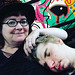 Napping with Keith Haring