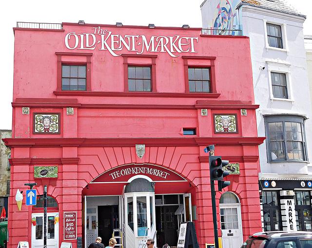 Old Kent Market in Margate