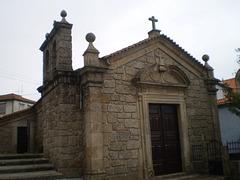 Saint Sylvester Chapel.
