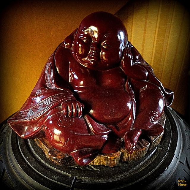 Bouddha ..wish you welcome..!