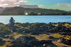 The bay of Baracoa