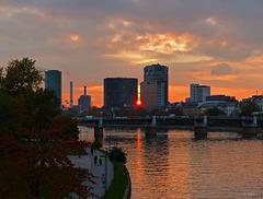 Frankfurt, der Main