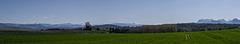 Drôme - le Vercors (entre Grâne et Autichamps)