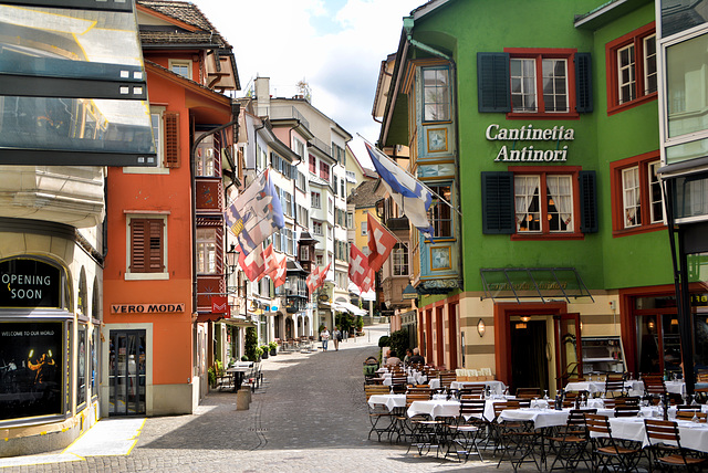 Zürich,                  Augustiniusstrasse