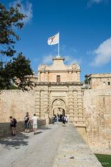 Mdina Gate - P.i.P. (© Buelipix)