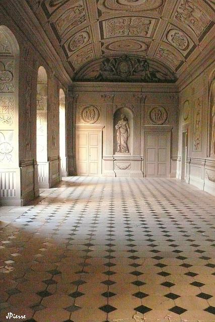 Chateau de Tanlay- Yonne - Bougogne