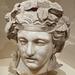 Head of Dionysos in the Virginia Museum of Fine Arts, June 2018