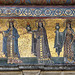 Detail of the Mosaic on the Facade of Santa Maria in Trastevere, June 2012