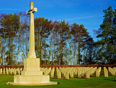 German military cemetery, Cannock Chase