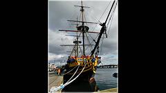 Saint Malo: Montage audiovisuel à partir de mes photos