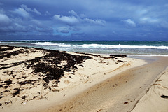 Beach at Punta de Maisí
