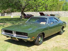 1969 Dodge Hemi Charger R/T