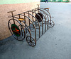 Transnistria- Tiraspol- Farmers' Market- Cycle Rack