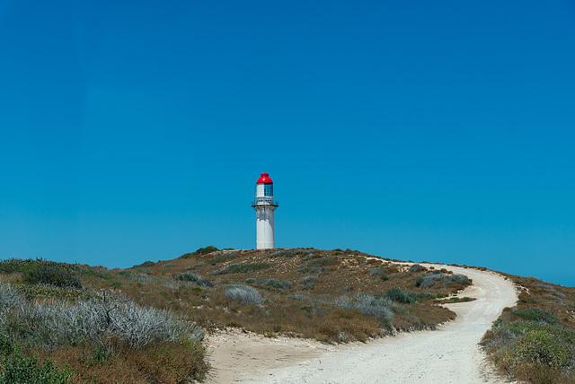 PT Quobba lighthouse.