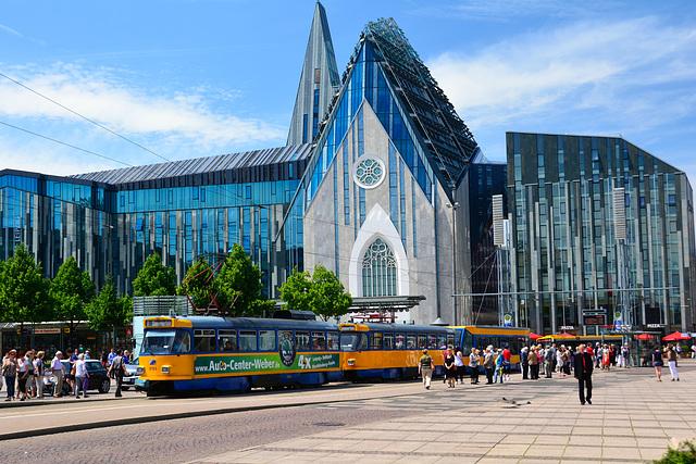 Leipzig 2015 – Augustusplatz