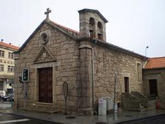 Chapel of Saint John of Malta.