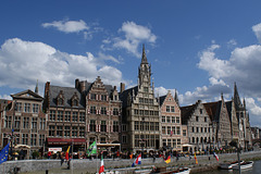 Gent Canal View