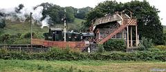 HFF –Rails, fences and steam in Devon