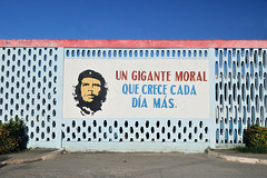 Che Guevara everywhere