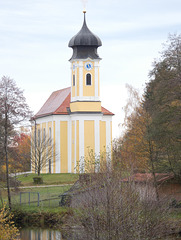 Wallfahrtskirche St. Leonhard - Hetzenbach
