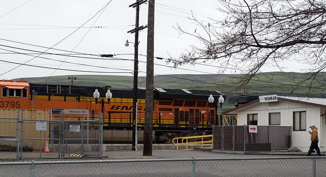 Wishram WA Amtrak (#0446)