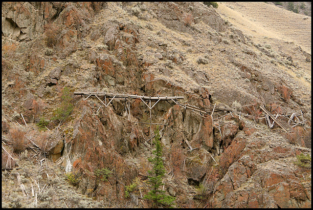 Old Flumes.