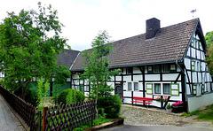 DE - Simmerath - Fachwerk in Einruhr