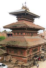 Bhairavnath Mandir à Bhaktapur (Népal)