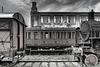 Abandoned Trieste - Stazione di Trieste Campo Marzio