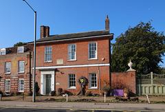 Hamond's School, Market Place, Swaffham, Norfolk