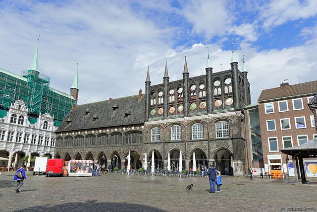 Markttwiete Lübeck (© Buelipix)