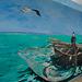 Seawall mural