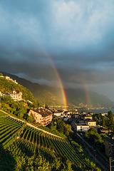 180813 Montreux arc-en-ciel 0